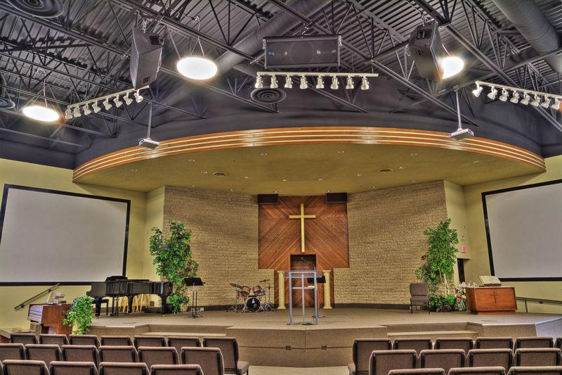 church acoustics church sound systems