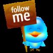 twitter-Follow me