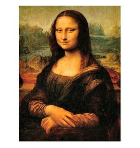 Puzzle 1000 ART La Gioconda, Leonardo da Vinci