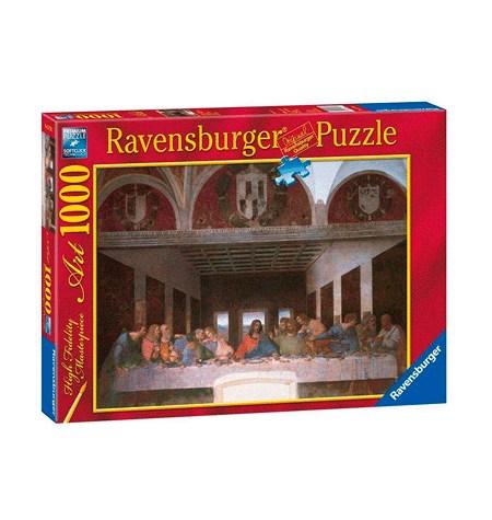Puzzle 1000 ART La Última Cena, Leonardo da Vinci