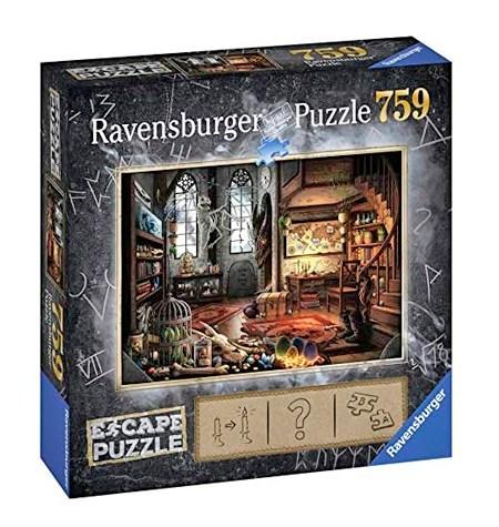 Puzzle 759 – ESCAPE – El Laboratorio