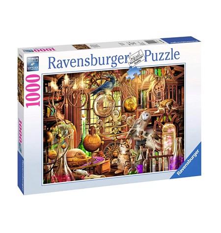 Puzzle 1000 Laboratorio de Merlín – Ravensburger