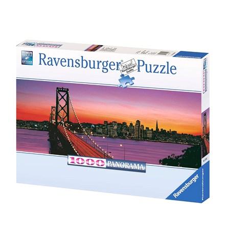 Puzzle 1000 San Francisco – Panorámico – Ravensburger