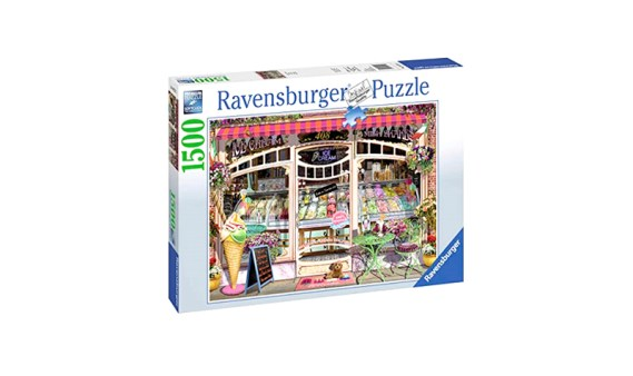 Puzzle 1500 Heladería – Ravensburger