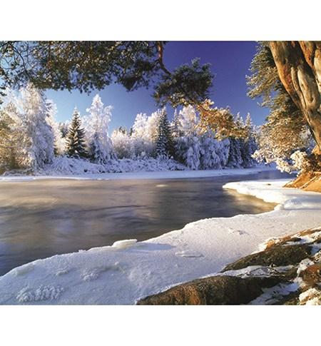 Puzzle 1000 Dal River, Sweden