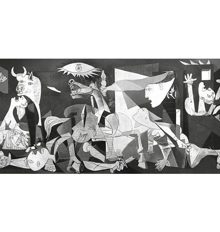 Puzzle 1000 MINI – B/N Guernika – Panorámico – Educa