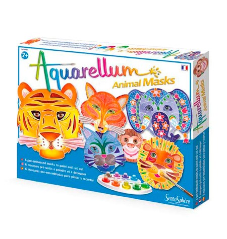 Aquarellum Masques