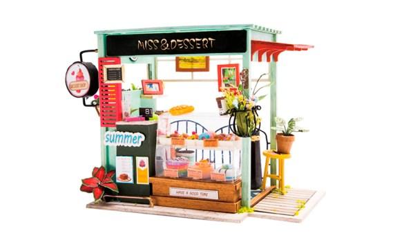 Miniature House DIY – Ice Cream Station