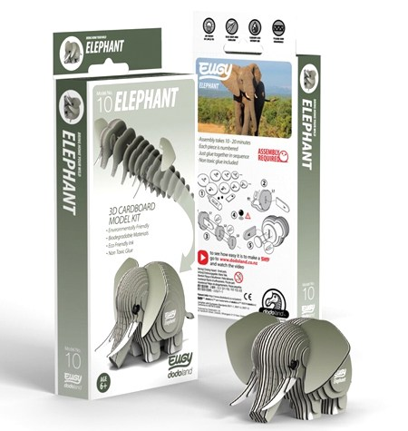 EUGY Armar Elefante