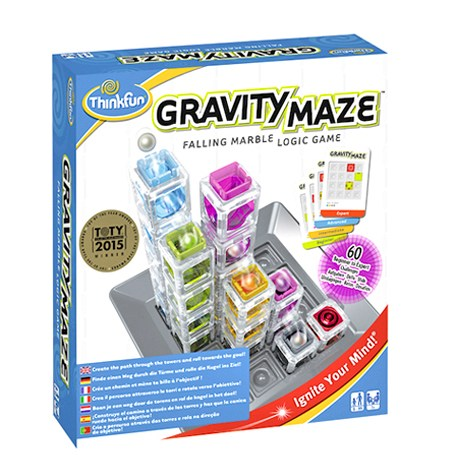 Gravity Maze
