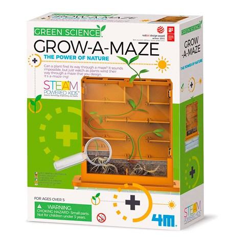 Grow a Maze – Cultivo
