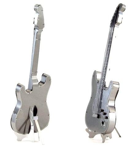 Metal Model Guitarra Eléctrica