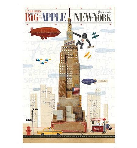 Puzzle 150 MINI – Tubo – New York
