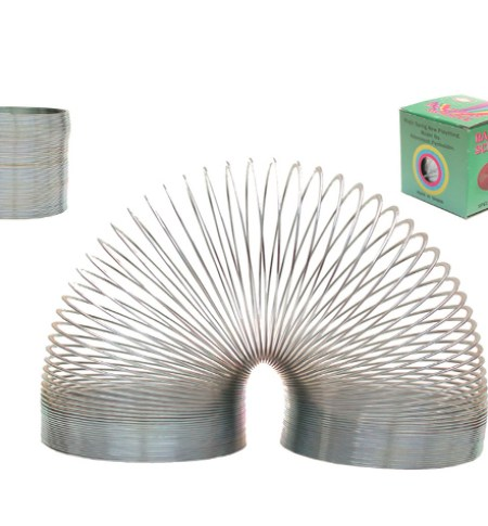 Muelle MINI metal