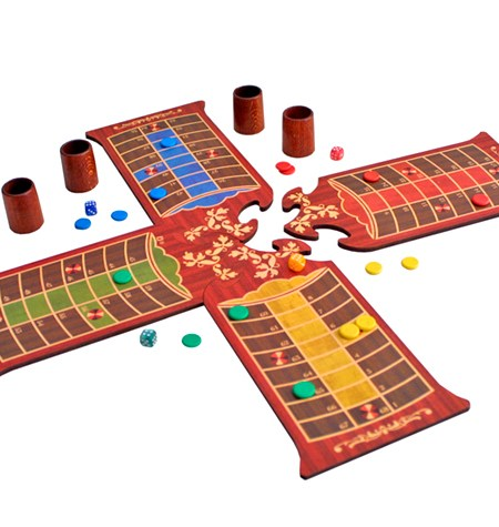 Parchís de TARACEA para 4 jugadores