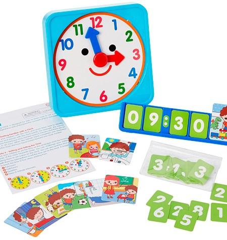 My First Learning Clock – Reloj para Aprender las Horas