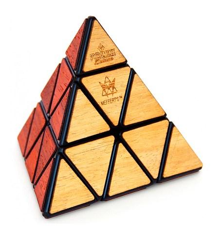 Cubo de Rubik Pyraminx Deluxe