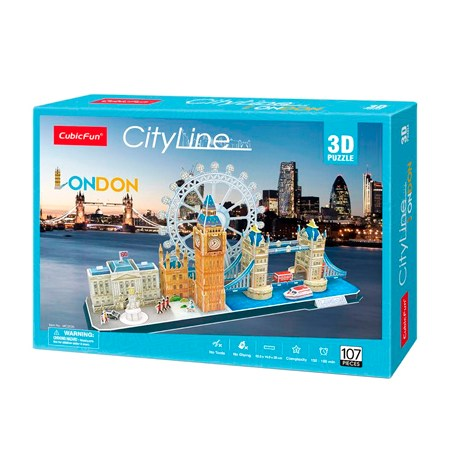 Arquitectura City Line Londres