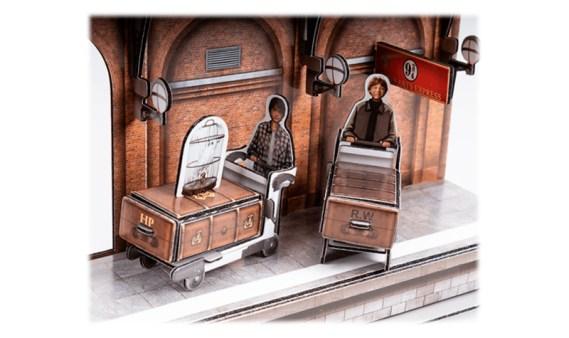 Arquitectura Harry Potter – Expreso de Hogwarts
