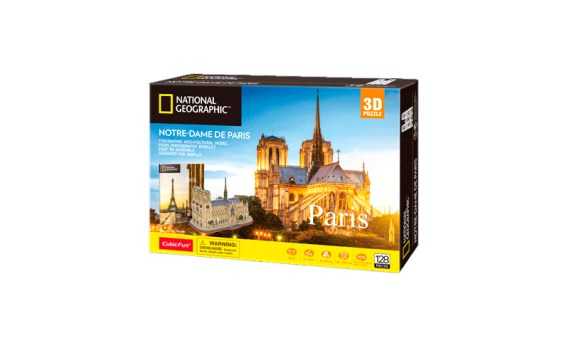 Arquitectura National Geographic – Notre Dame