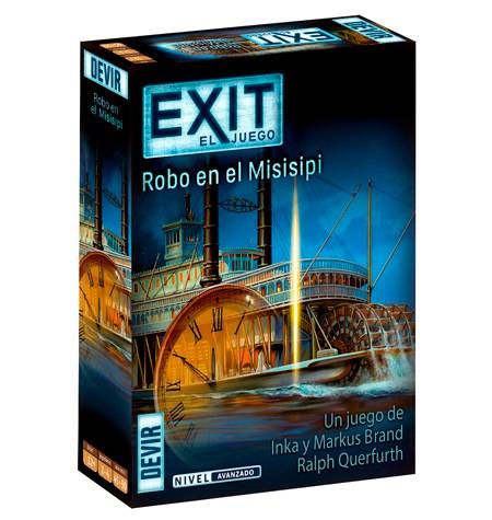 Exit – Robo en el Misisipi – Nivel Avanzado