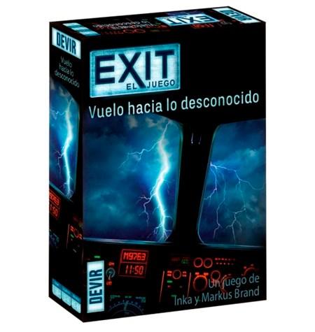 Exit – El Vuelo hacia lo Desconocido- Nivel Avanzado