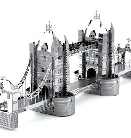 Metal Model – London Tower Bridge