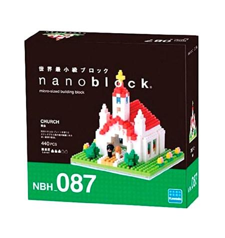 Nanoblock – Iglesia