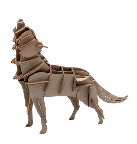 Paper Model – Lobo