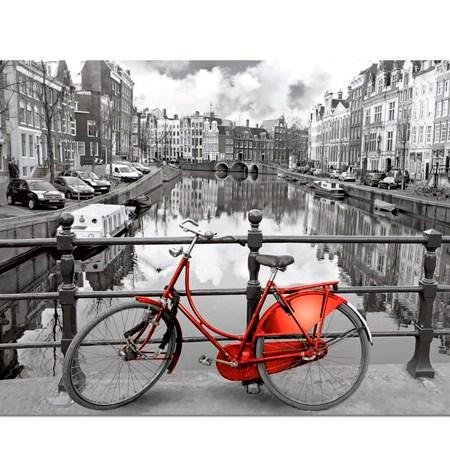 Puzzle 1000 Ámsterdam B/N
