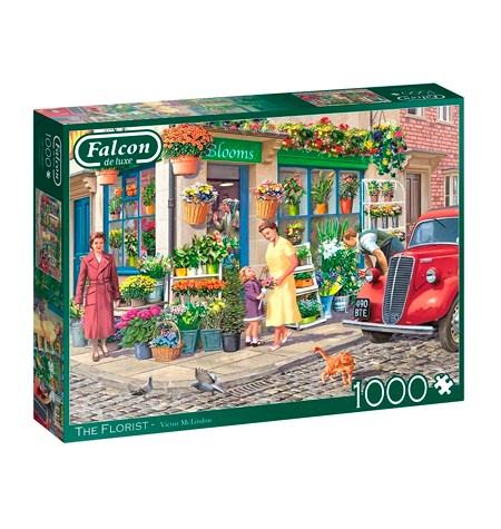 Puzzle 1000 The Florist – Falcon