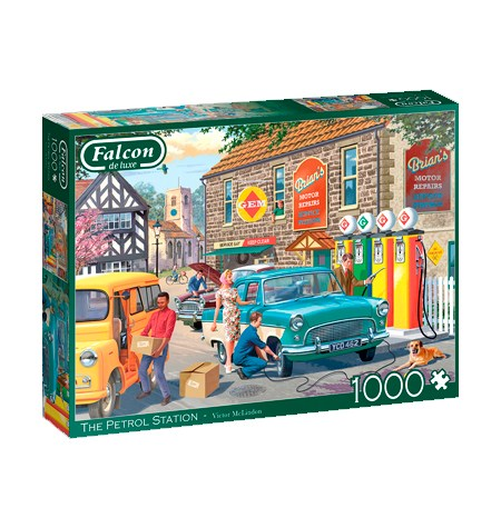Puzzle 1000 The Petrol Station – Falcon