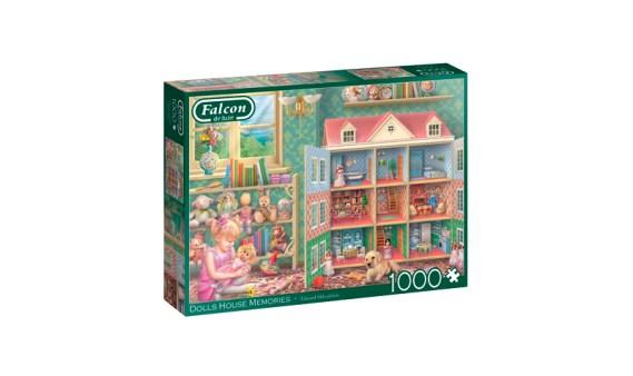 Puzzle 1000 Doll´s House Memories – Falcon