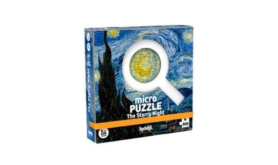 Puzzle 600 MINI – Noche Estrellada – Londji