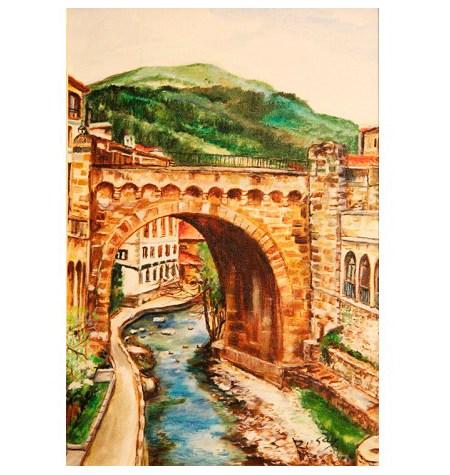 Puzzle 80 Madera – Puente de Ronda