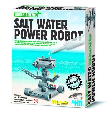 Robot – Salt Power