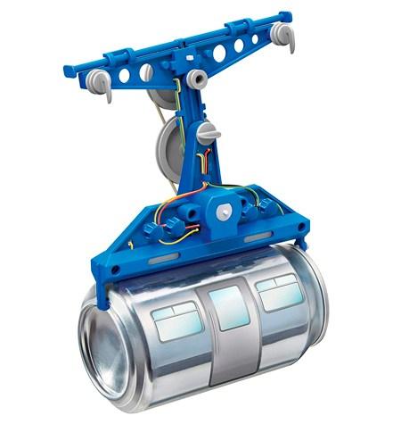 Robot – Tin Can Cable Car