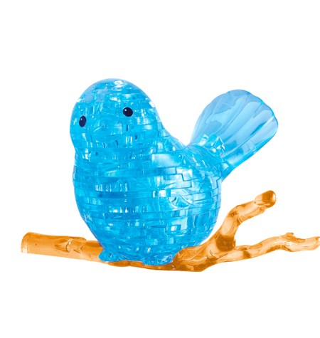Rompecabezas Puzzle 3D Metacrilato PQ – Pájaro