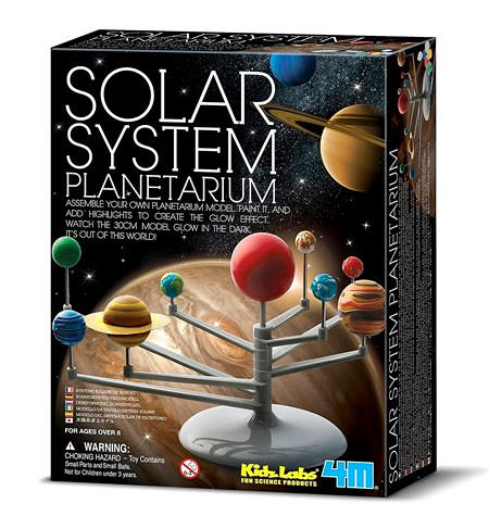 Sistema Solar Planetario