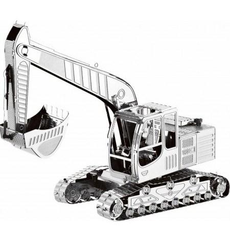 Metal Model Excavadora