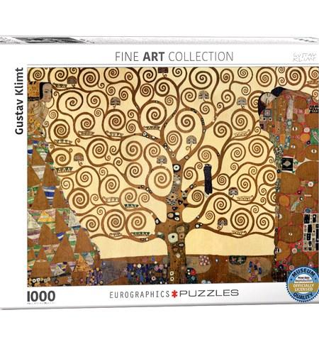 Puzzle 1000 Arbol de la vida – Gustav Klimt