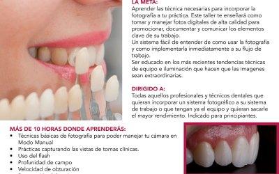 Taller Macro-fotografía Dental