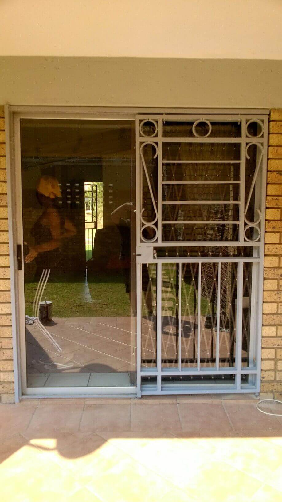 Security Gates And Burglar Proofing For Improved Security