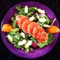 Orange & Avocado Salad (AIP, Paleo, Plant-Based)