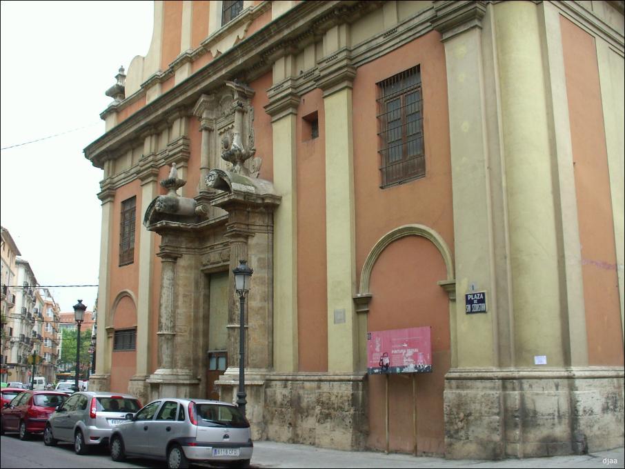 Parroquia de San Miguel y San Sebastián - Valencia
