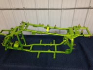 Shocker yellow powder coat