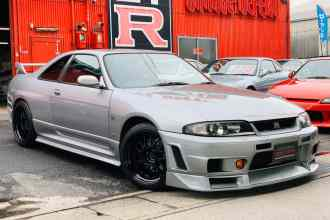 Nissan Skyline BCNR33 GT-R for sale (#3499)
