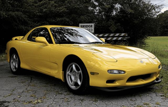 Mazda-RX-7-Third-Generation