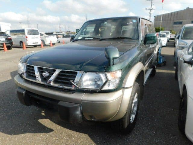 Nissan Safari Buyers Guide