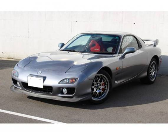 Mazda RX7 RX-7 FD3S Spirit R type A 2002 for sale JDM EXPO Japan (N. 7719)